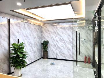 875平米深圳市高新技术产业园 中层沿地铁 电梯口装修好写字楼出租