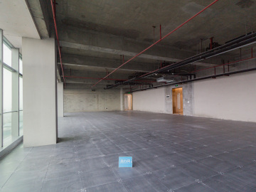 前海人寿金融中心 1823平米 地铁口可租整层 高层办公好房