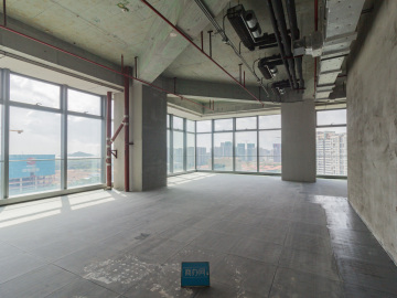 地铁直达 前海人寿金融中心 1284平米业主直租 中层随时看房