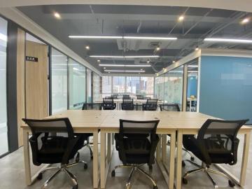 200平米安吉尔大厦 低层沿地铁 红本备案装修好写字楼出租