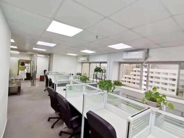 128平米东方广场(罗湖) 高层沿地铁 红本备案精装修写字楼出租