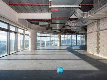 大百汇广场高层 2183平米楼下地铁 可备案可租整层