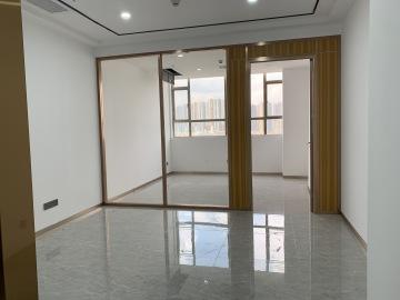 金盛大厦 79平米 使用率高精装修 高层看房方便写字楼出租