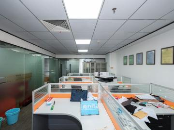 有地铁 新城大厦 118平米可备案 中层位置优越写字楼出租