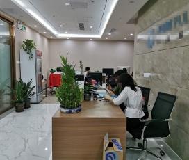 新华保险大厦 338平米办公室