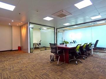 粤商中心中层 168平米可上下水 商业完善优选办公