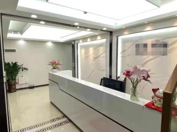 现代国际大厦高层 320平米可谈价 可备案精装