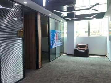 盛天龙创新谷 142平米 临地铁可备案 低层精装修写字楼出租