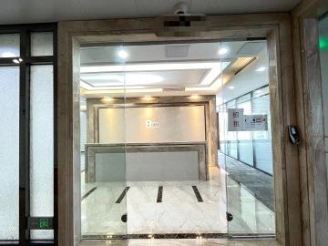 京基滨河时代广场北区(二期A座) 402平米 沿地铁电梯口 低层直租写字楼出租