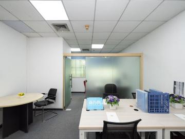 海外联谊大厦 45平米 地铁口红本备案 低层小型写字楼出租