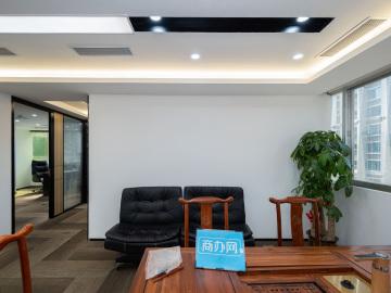 海外联谊大厦低层 161平米地铁口 红本备案办公优选写字楼出租