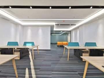 茶光村工业区 220平米 精装优选办公 中层随时看房