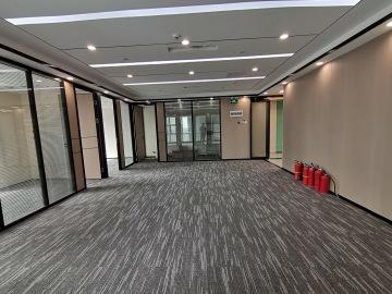 252平米金中环商务大厦 中层临地铁 精装修诚心出租写字楼出租