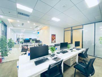 343平米中设广场 中层配套成熟 舒适办公房源真实写字楼出租